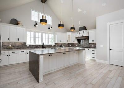 custom kitchen builder connally construction