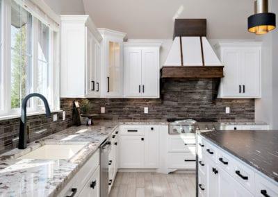 custom home kitchen design amarillo tx